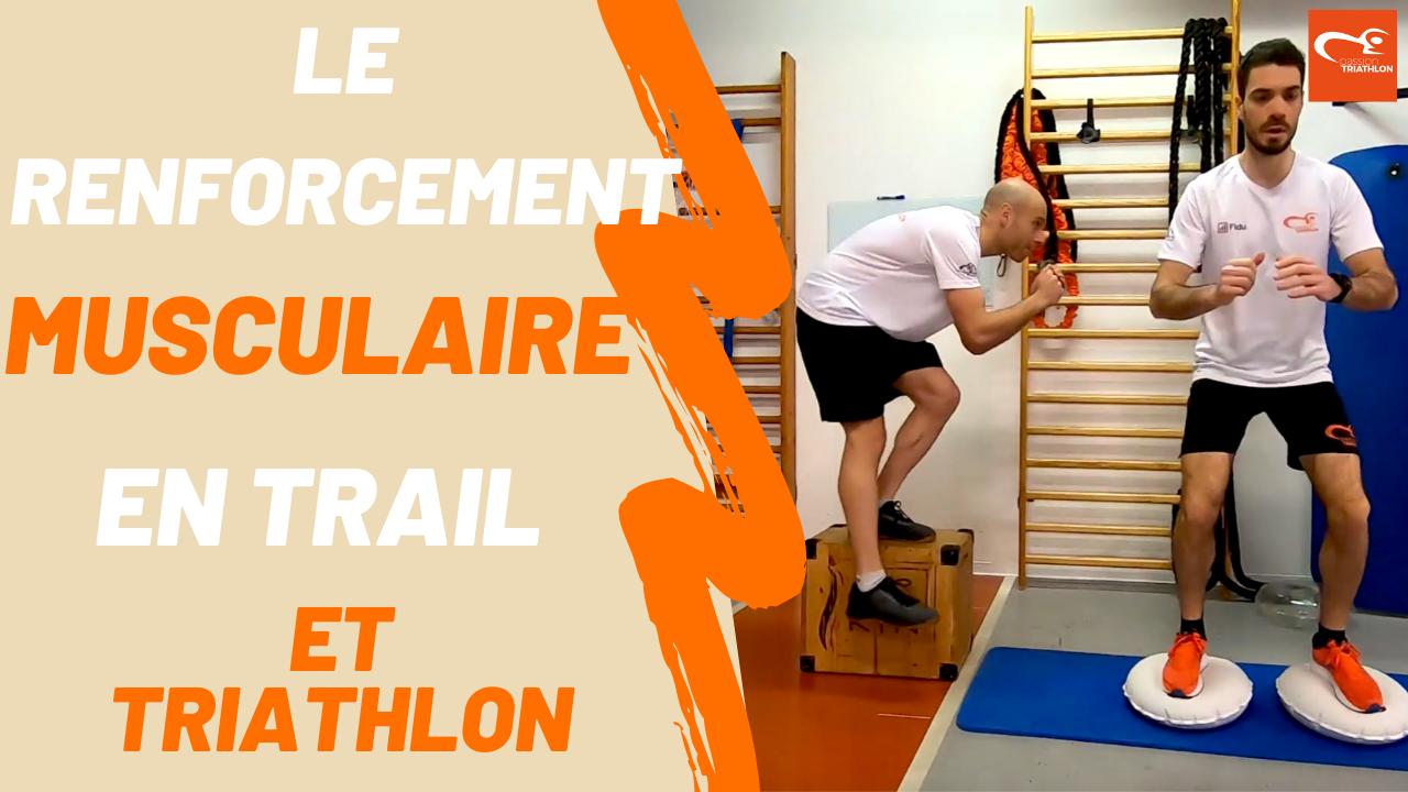 renforcement musculaire triathlon trail