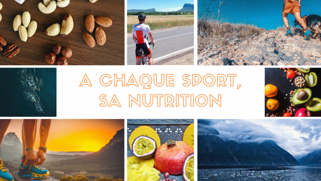 nutrition triathlon trail programme